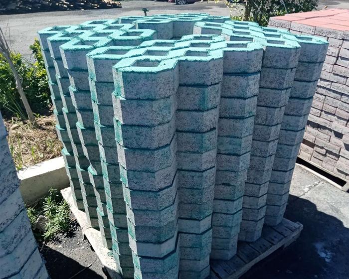草坪植草砖