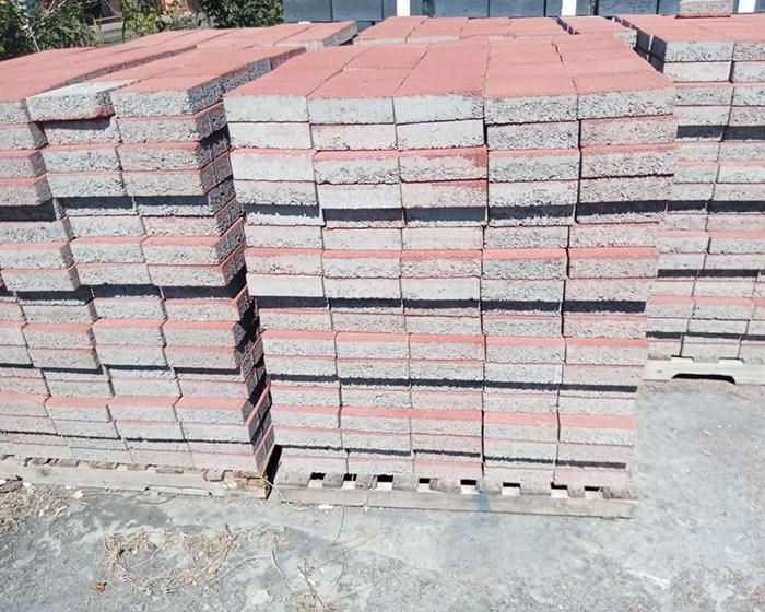 环保陶瓷透水砖