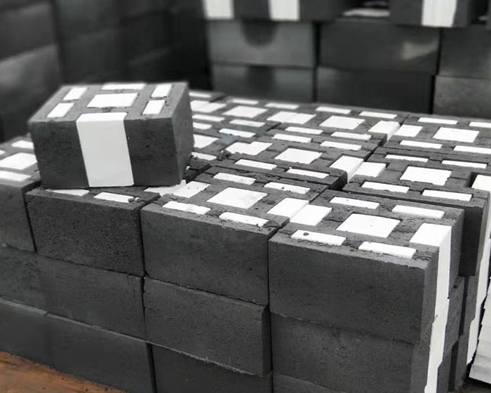 聊城新型填芯复合保温砌块